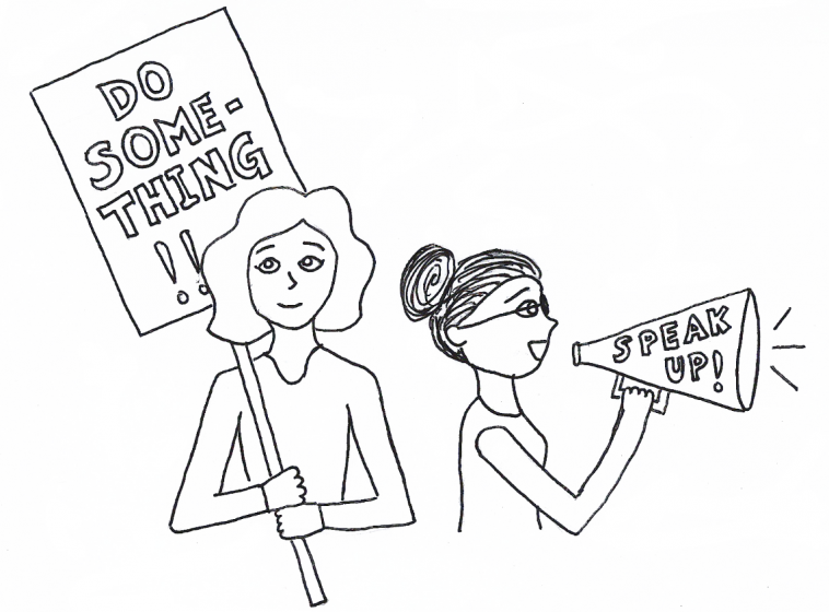 Student activism staff ed