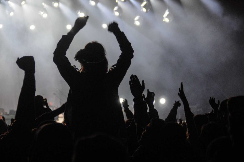 Tens of thousands gathered at the 7th annual Outside Lands Music Festival, Saturday, Aug. 9.