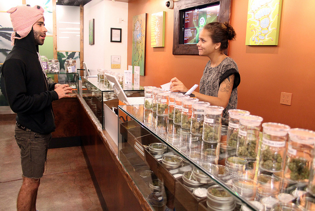 Marijuana dispensaries could be evicted by order of federal government