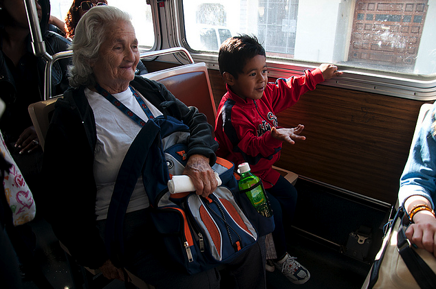 New proposal would allow kids to ride Muni for free