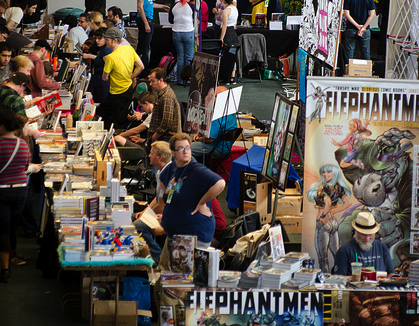 Alternative Press Expo showcases indie publishers