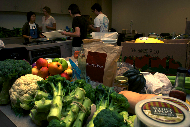 VIDEO: SF State celebrates Sustainable Food Day with iron chef competition