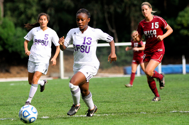 SF State women's soccer team loses momentum as season progresses