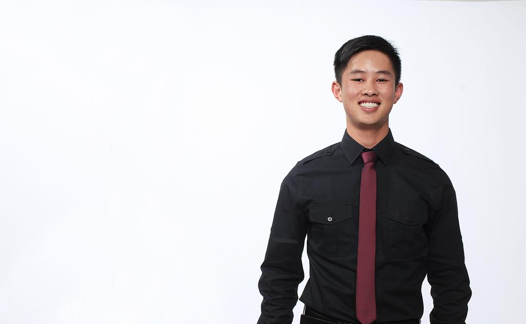 Campus resources help students dress for their big interviews