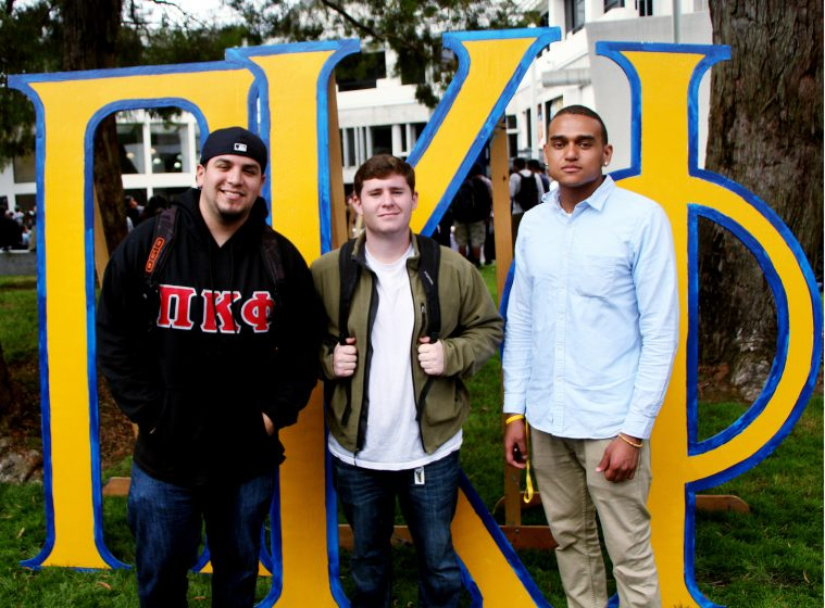 Five things to know about Greek life at SF State