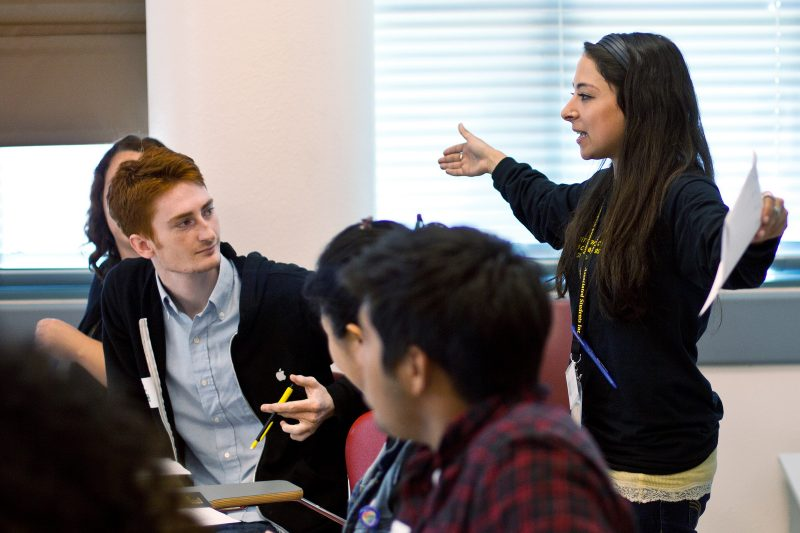 Student org leaders gather for SF State required workshops