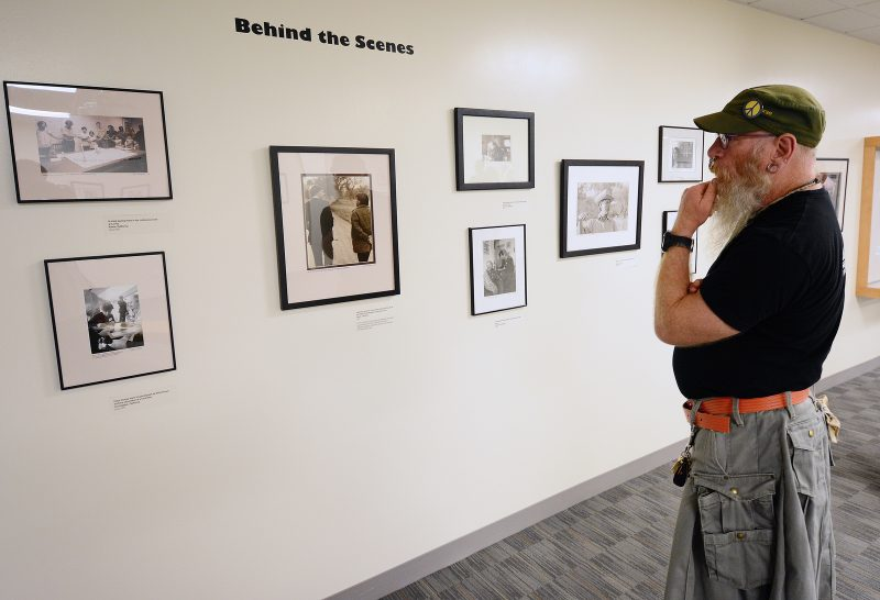 Library hosts Cesar Chavez photo exhibit