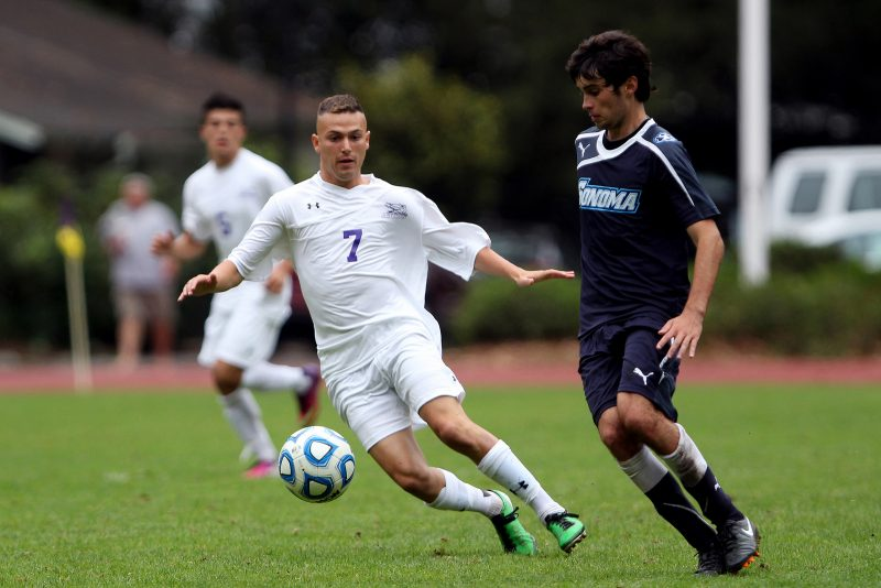 Men's soccer faces multiple injuries in shutout game