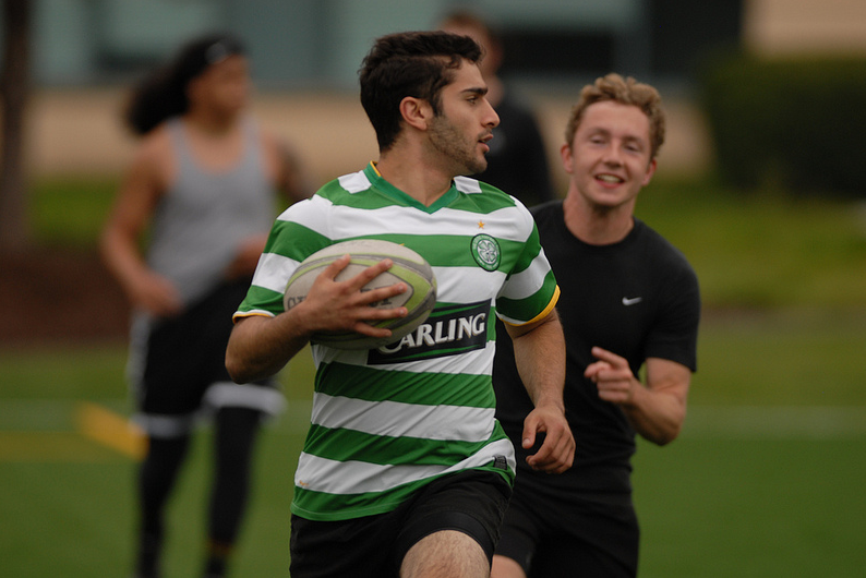 Gator rugby aspires to be big-ticket University sport