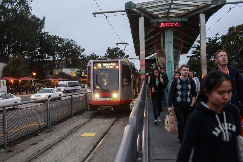 City proposes Muni M-line to run under Parkmerced, extend to Daly City BART