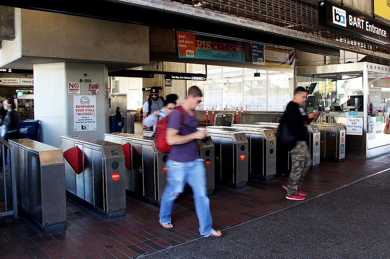 BART strike threatens students' Friday commute