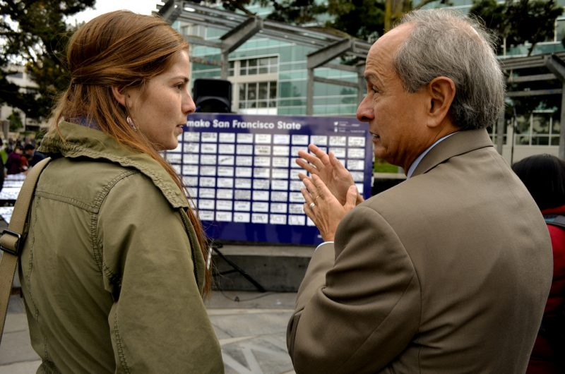 President Wong invites SF State community to Strategic Planning Kickoff event