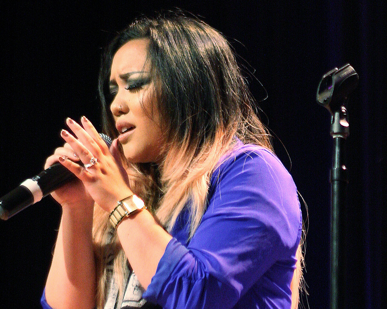 Nicole Gabel wins SF State Voice 2013