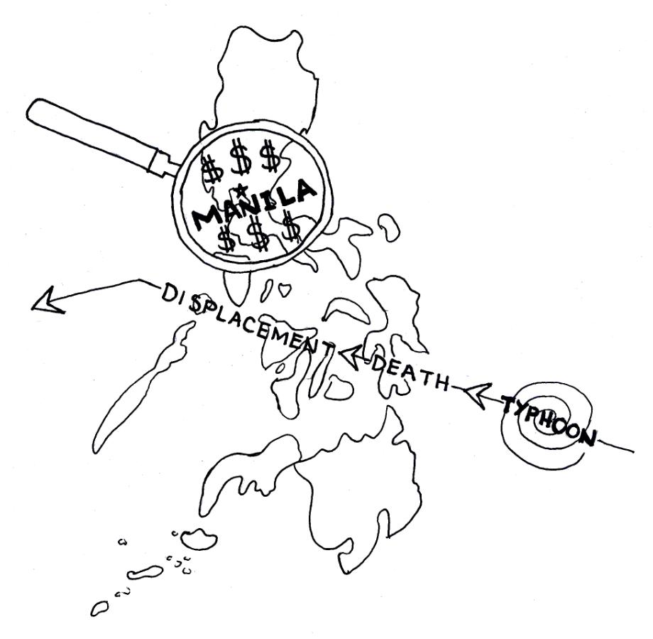 Typhoon+Haiyan+media+coverage+dehumanizes+severity+of+disaster