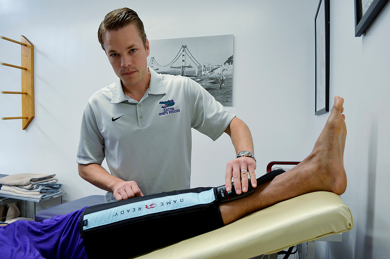 SF State head athletic trainer takes pride in recovered players