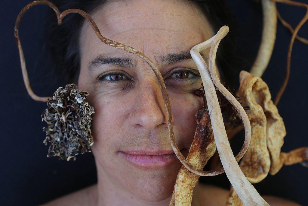 Seaweed exhibit previews artist alums upcoming book