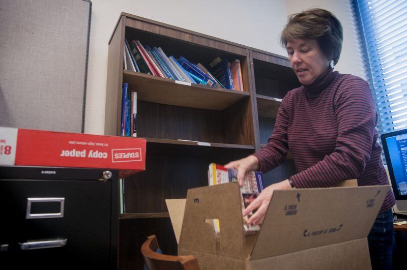 American Language Institute is moved from Humanities after 20 years for lab space