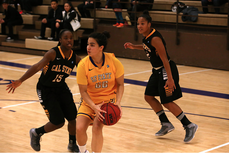 Women's basketball suffers surprising loss to CSULA