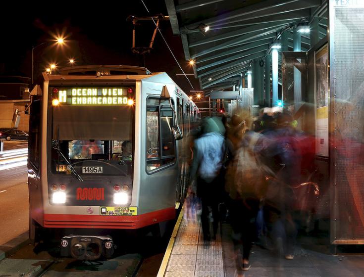 ASI members work towards affordable public transportation