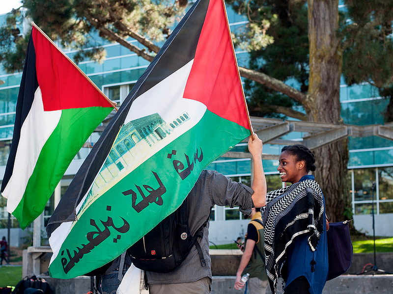 UPDATE: Zionist group pushes for legal action against Palestinian student group and its members
