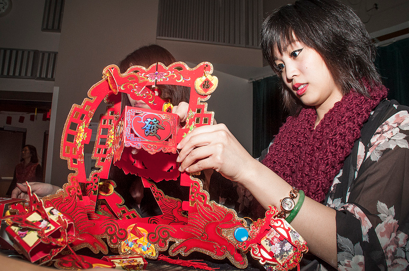 Campus continues celebrating Chinese New Year