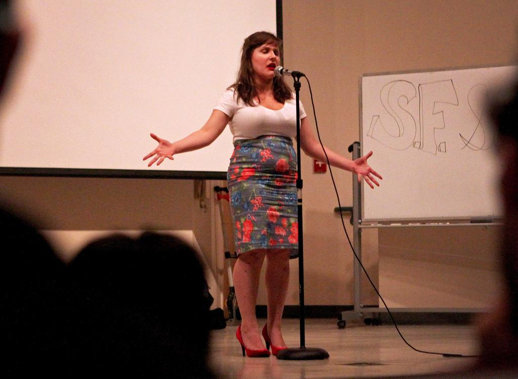S.P.E.A.K hosts third annual Poetry Slam, heads to invitational next week (VIDEO)