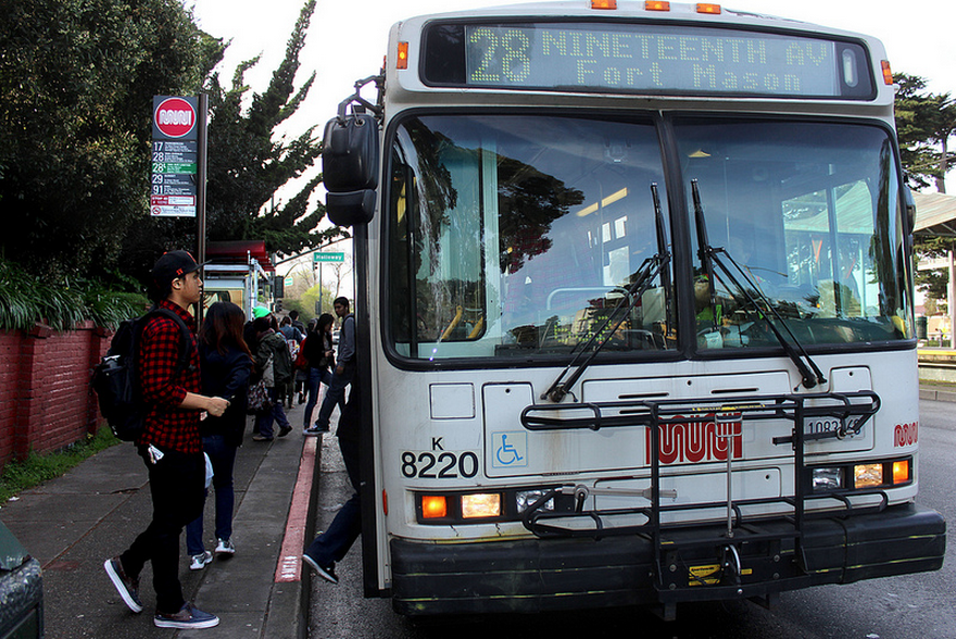 SFMTA may cut stops from the 28 line