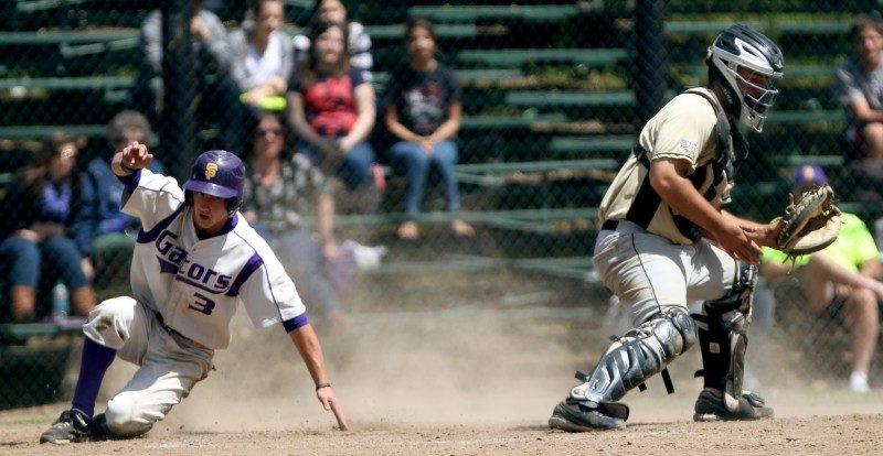 Baseball team completes series sweep of CSULA