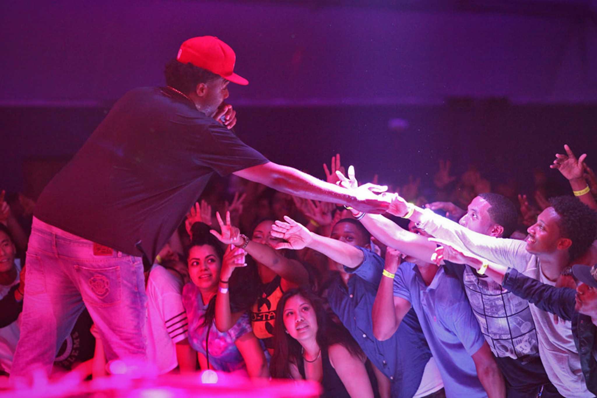 Bay Area rapper Iamsu! performance a step in shaking off 'commuter school' label