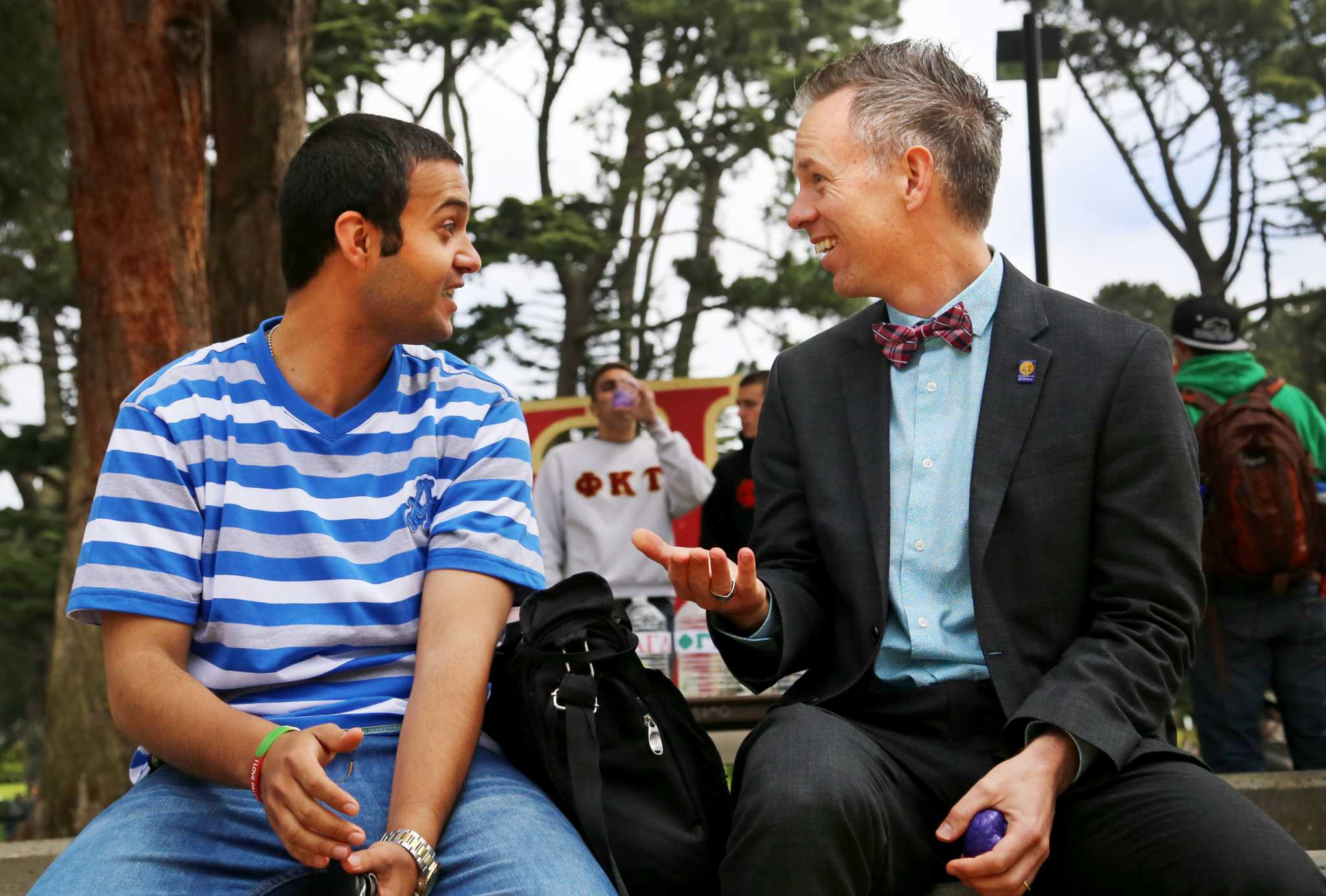 First standalone Dean of Students in 20 years leaves for UC Berkeley