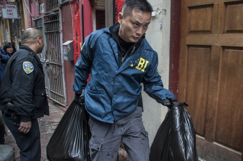 UPDATE: California Senator Leland Yee arrested in Sunset District on corruption, weapon trafficking charges