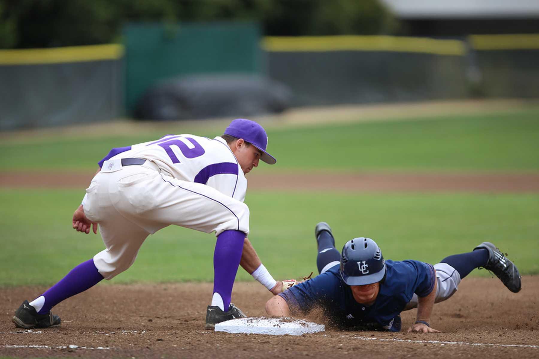 Baseball team beats No. 18 UC San Diego