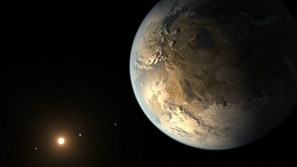 VIDEO: Potentially habitable planet found by SF State professor