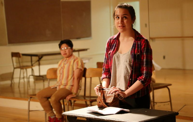 Annual Fringe festival offers unique plays by students