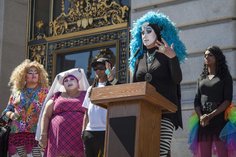 Drag queens rejoice in success over Facebook's real name policy