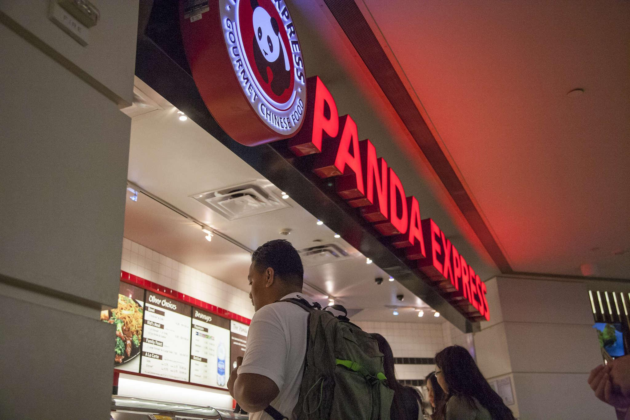 University should focus on healthier food options, not Panda Express