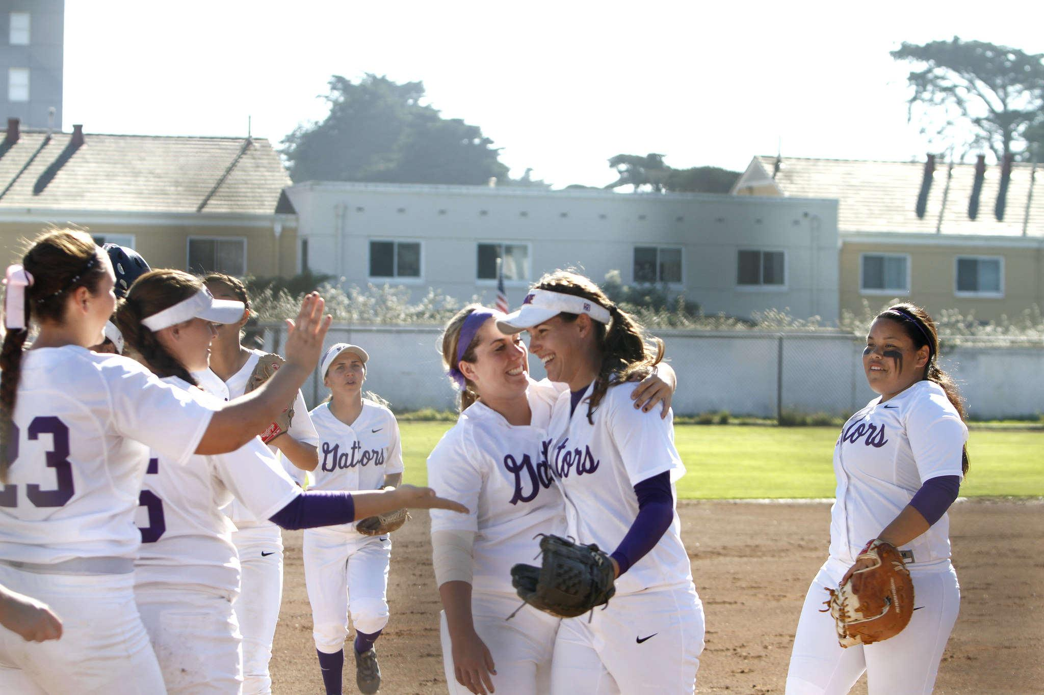 Women's softball drop four at home, optimistic on upcoming road trip