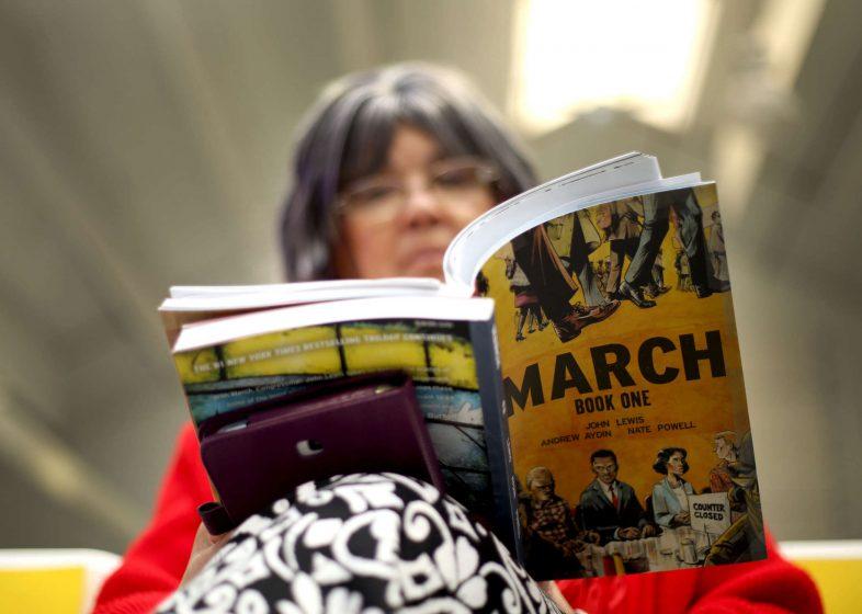 Donna Montero reads