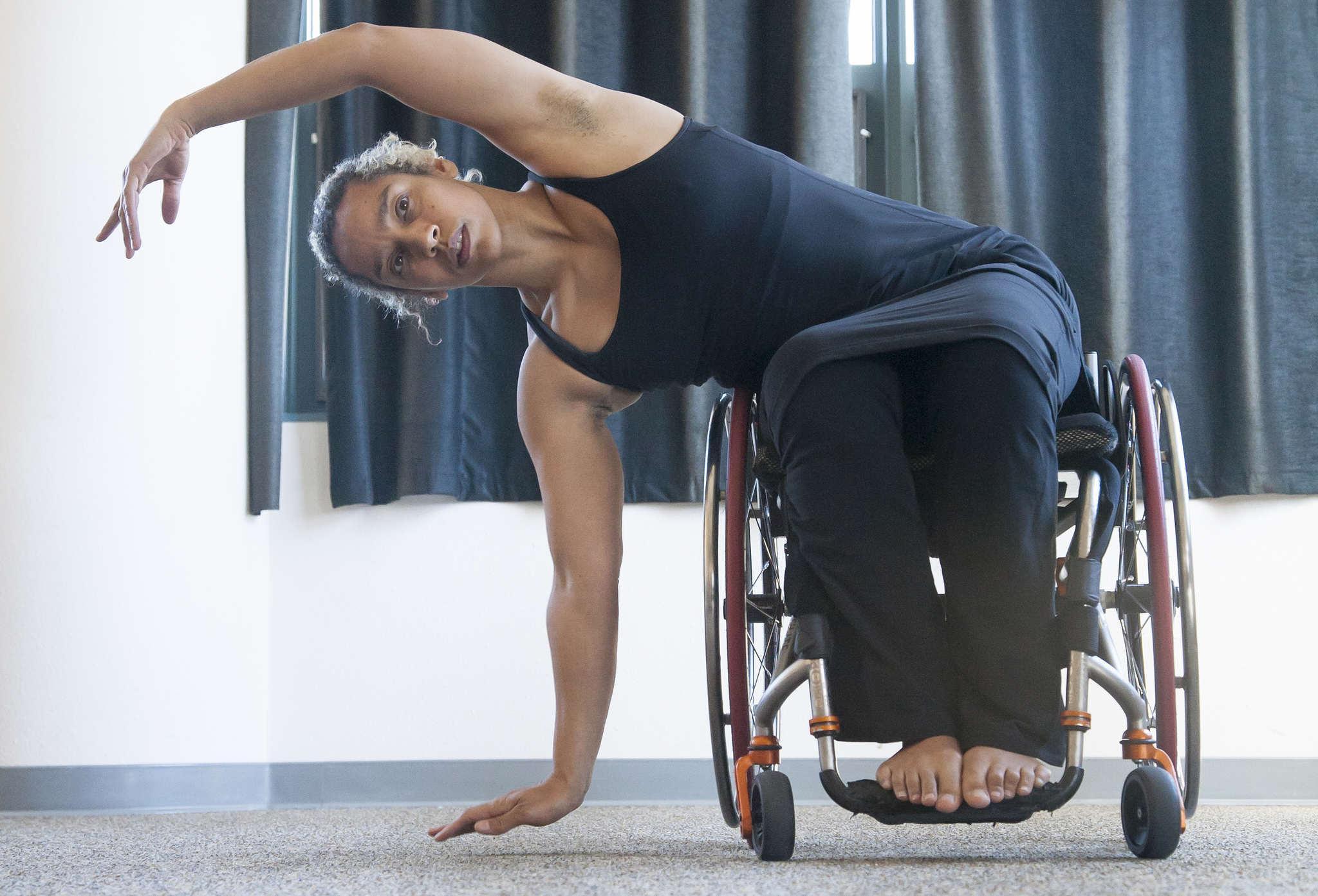 Dance artist expresses complex ideas through movement