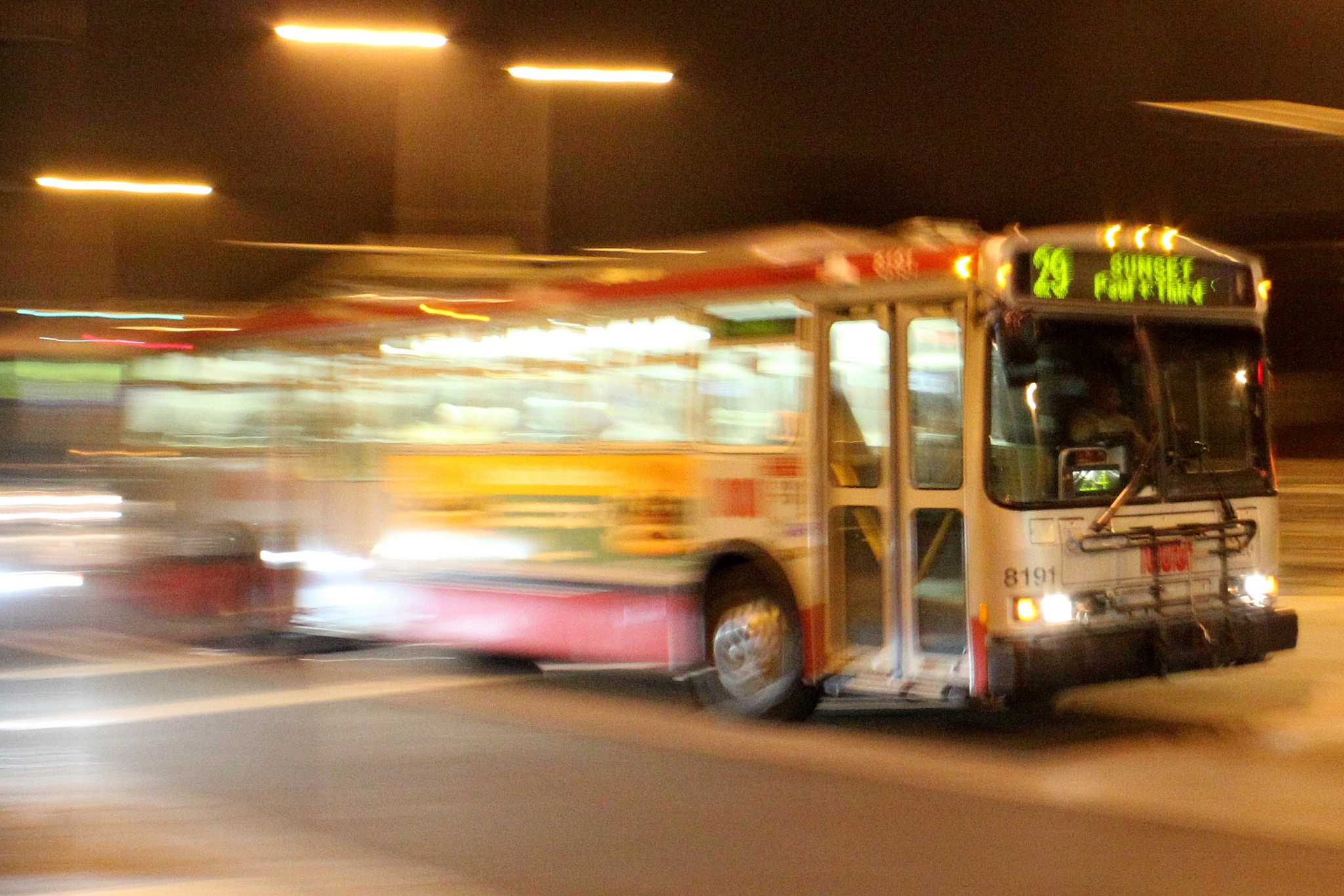 Muni improvements assure faster commute for students