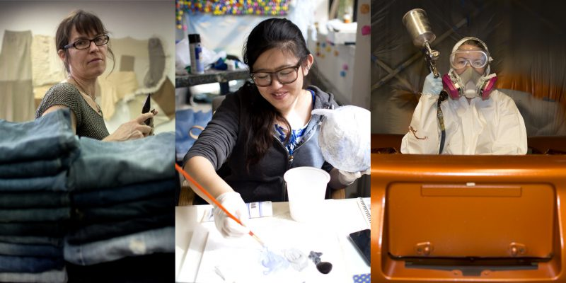 SF State graduate students heal through art