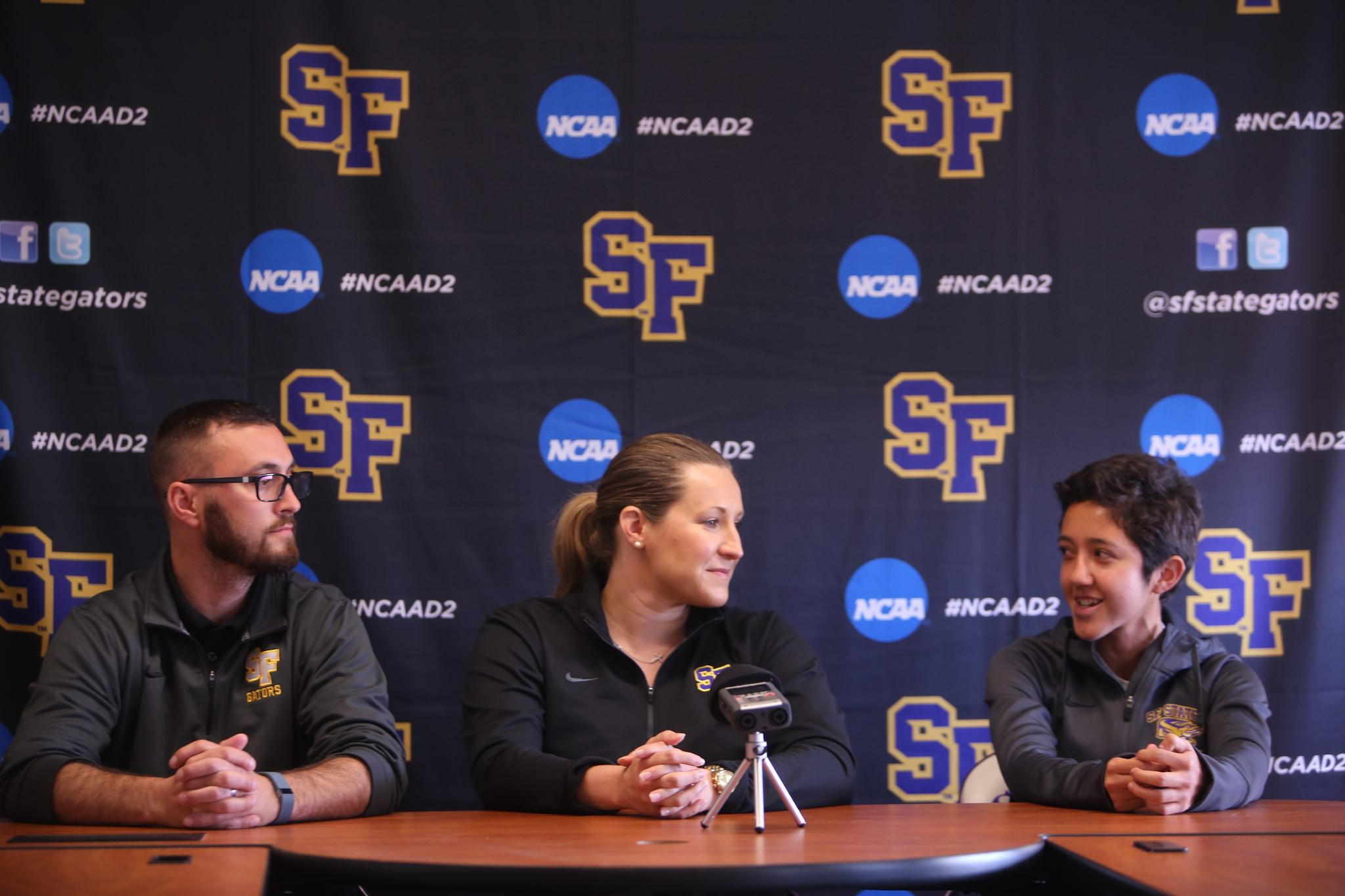 SF State hosts inaugural media day
