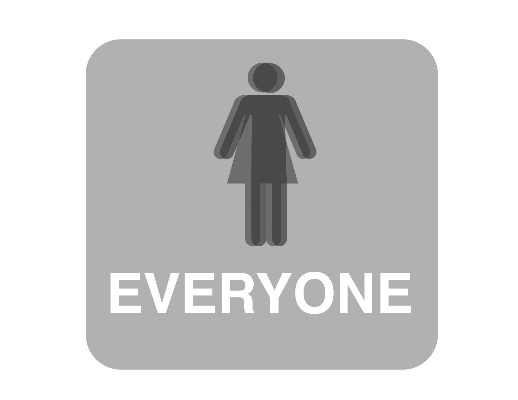 Gender neutral bathrooms cause unnecessary panic