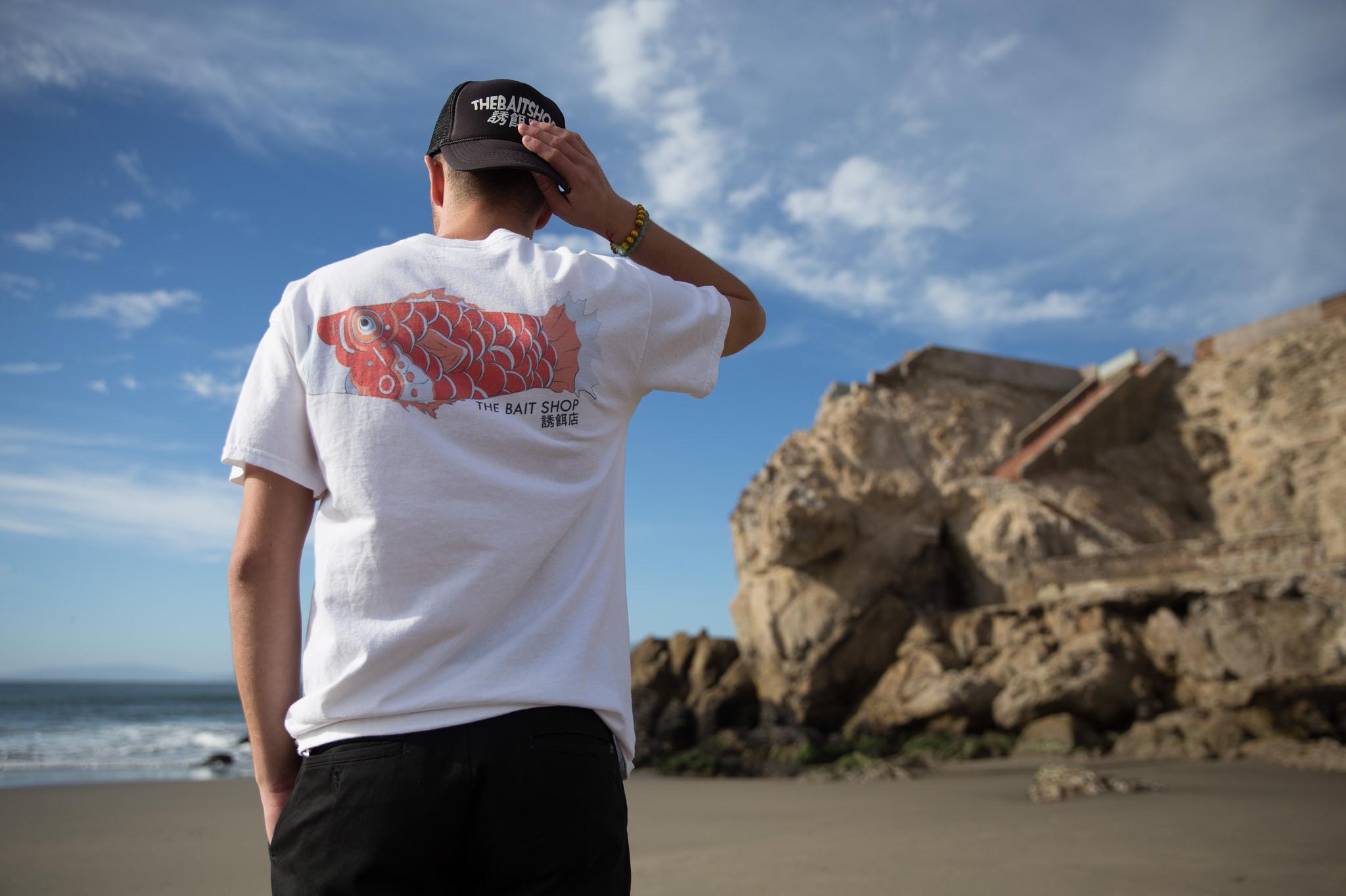 Entrepreneurial spirit inspires student's clothing line