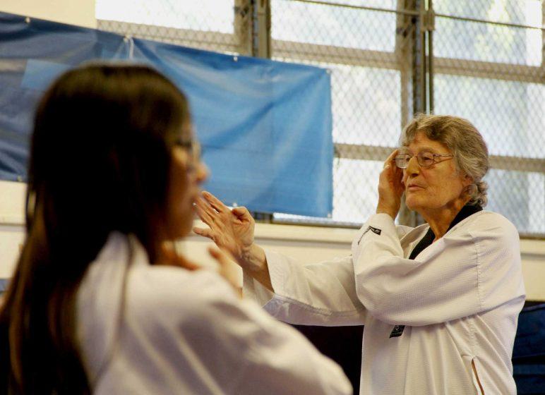 Grandmaster instructor kicks cancer with help from Taekwondo
