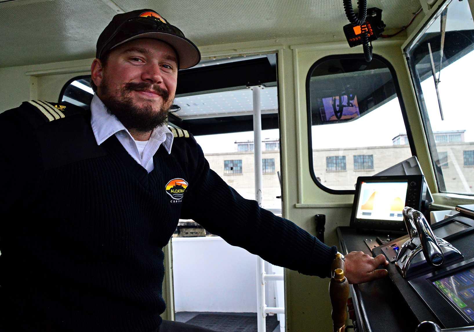 Student cruises into nautical career