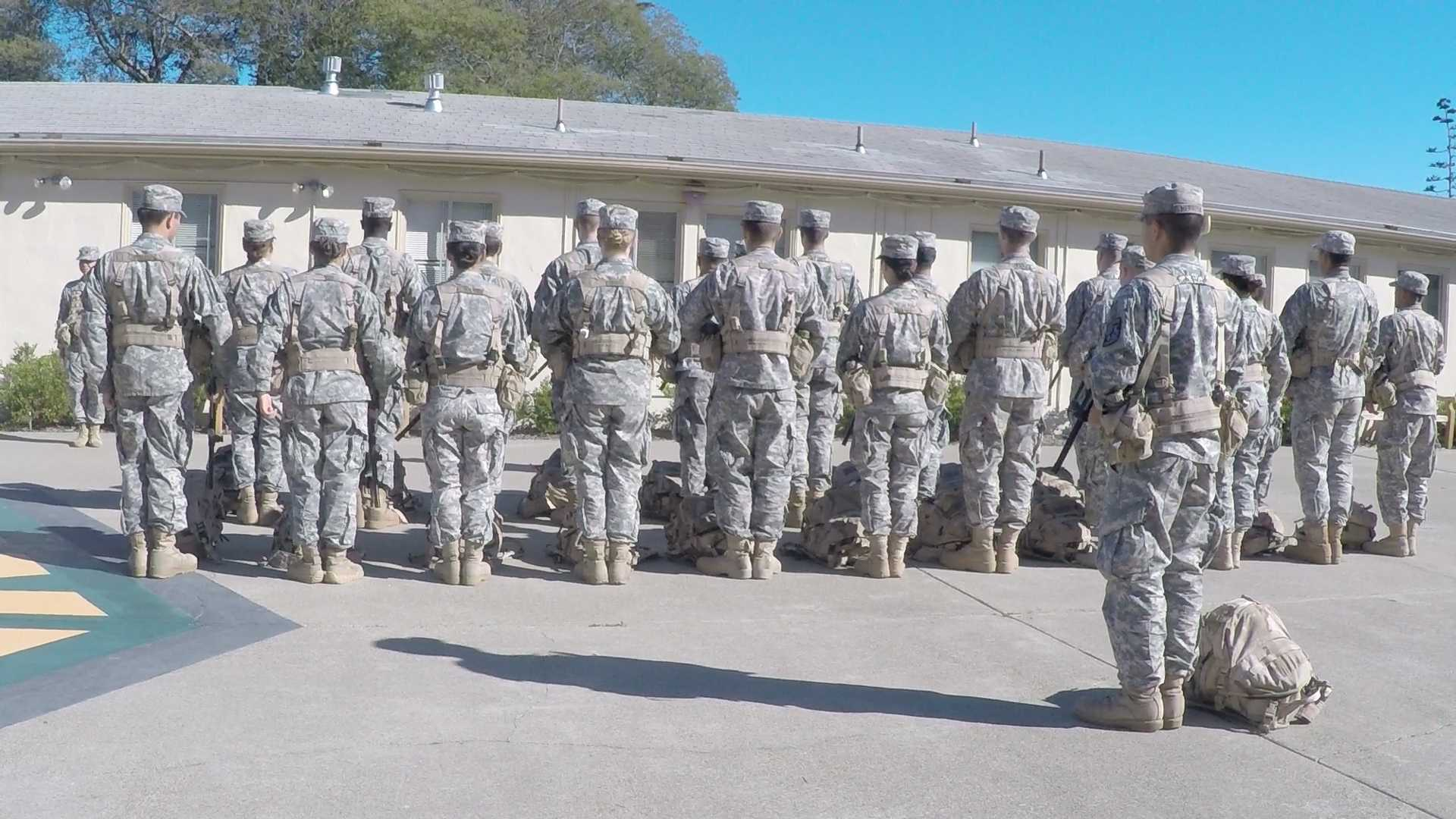 SF State students get first-hand Army experience