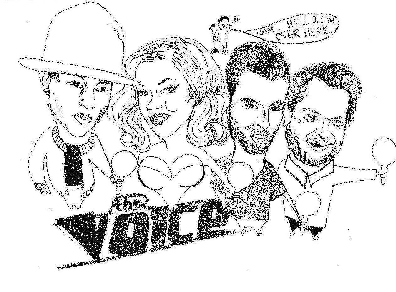 'The Voice' caters to judges, not contestants