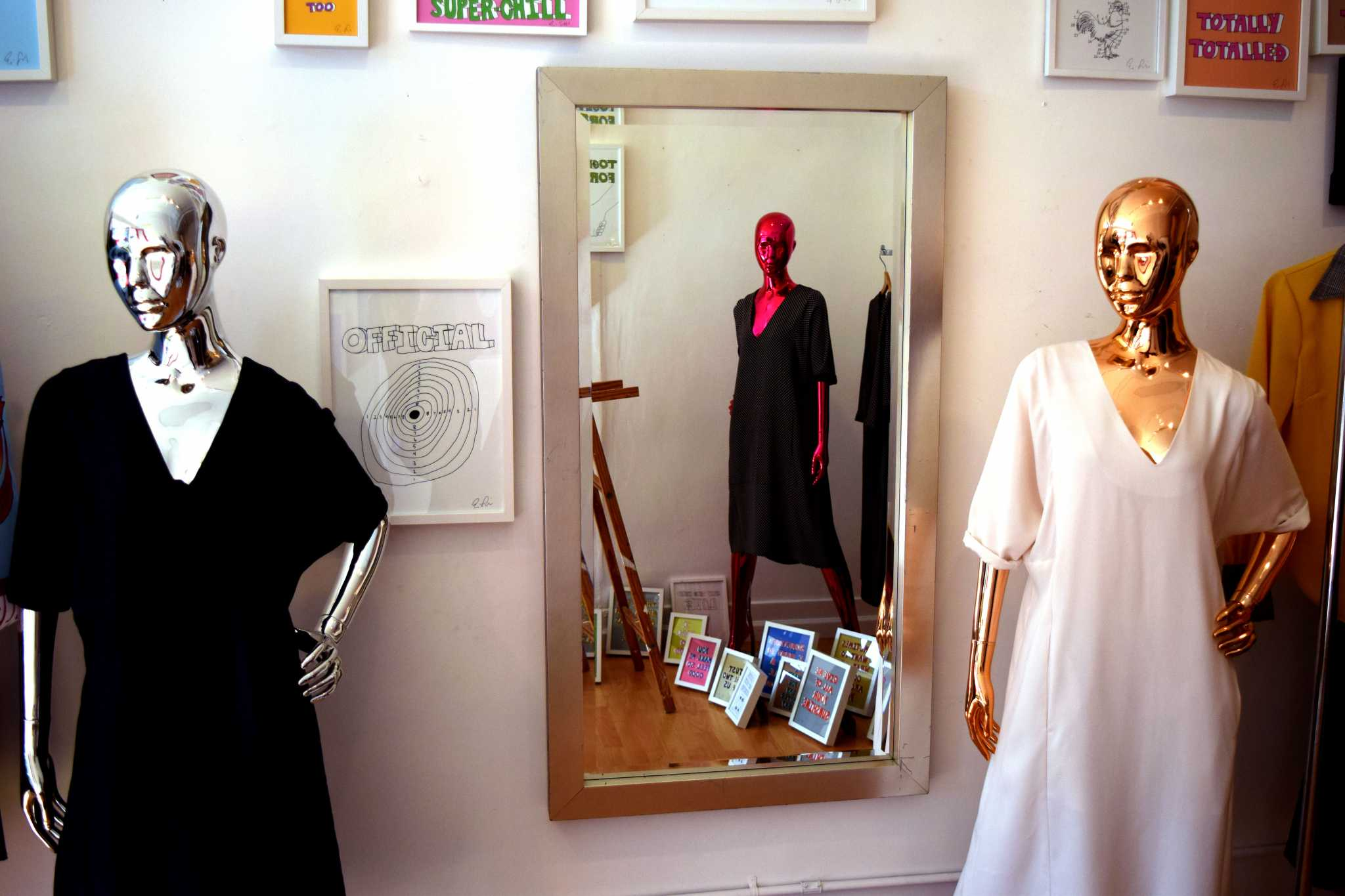 Apparel Design lecturer inspires with new boutique in the Mission