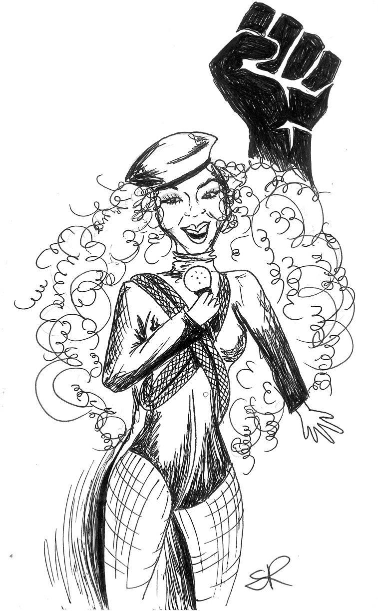 Illustration by Eva Rodriguez